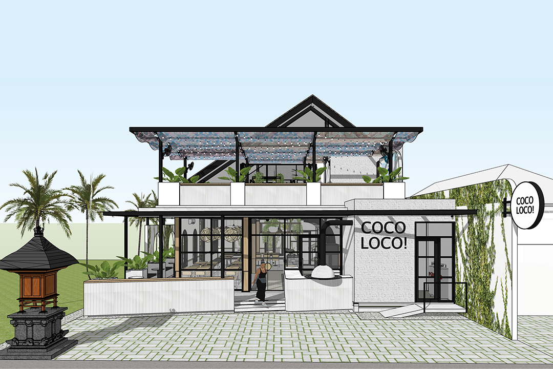 coco loco by samma studio bali architect